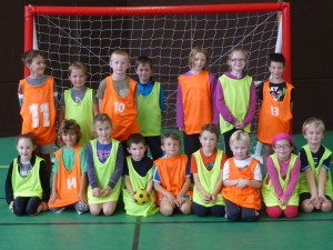 equipe -8 ans