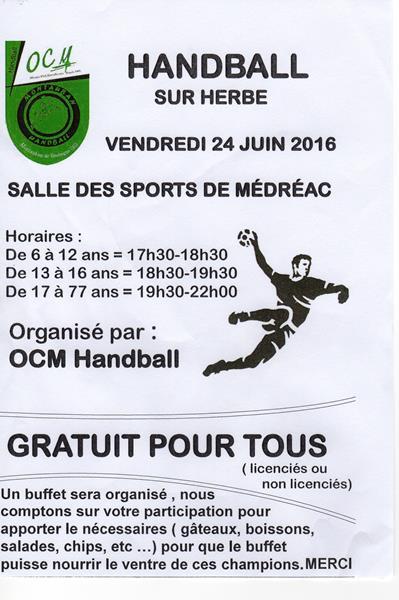 affiche tournoi juin 2016
